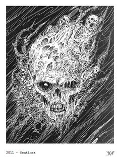 The Skulls and Bones of Mark Riddick #skull #skulls #obsessedwithskulls #obsessed-with-skulls