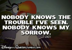 Inspiring quote by Zazu from The Lion King