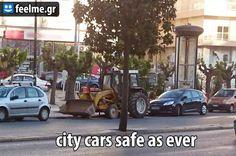 city cars safe as ever