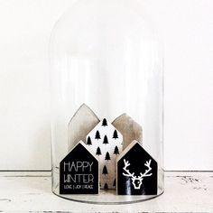 Feestdagen   10x inspiratie met 'Kerst stolp' kerstdecoratie • Stijlvol Styling - WoonblogStijlvol Styling – Woonblog