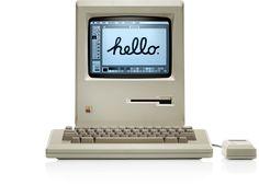 En 1984, Apple lançait le Macintosh. Et mettait entre les mains de tous la puissance créative de la technologie. ROGER BOSCH MATEO