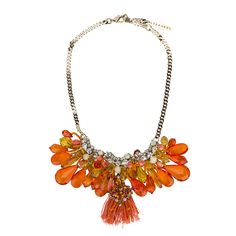 #Stefanel necklace - a real must have for the festival season. #SS15 #DesignerOutletParndorf