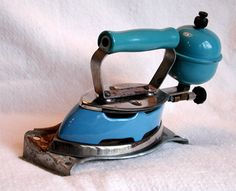 antique gas irons - Google Search