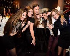 Girls in Green Gold Club #zagreb #girls