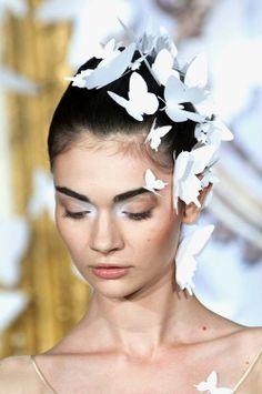Antoninia Vasylchenko at Alexis Mabille Couture S/S 2014