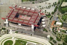 10 Most Architecturally Striking Soccer Stadiums F.C. Barcelona Manchester United Bayern Munich Photos   Architectural Digest
