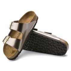 Birkenstock Arizona Sandals taupe color, barely Depop
