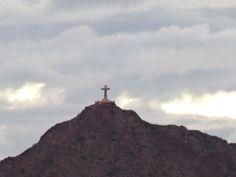 Home. El Paso, Texas, Mt. Cristo Rey  Sept 11 2013
