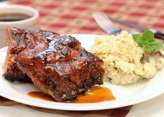Jack Daniel's Glazed Ribs « Recipe Snobs
