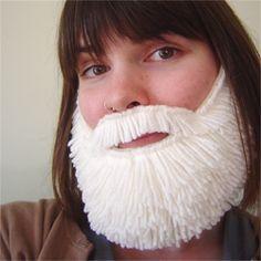 fake beards recipe crafty costume ideas pinterest fake