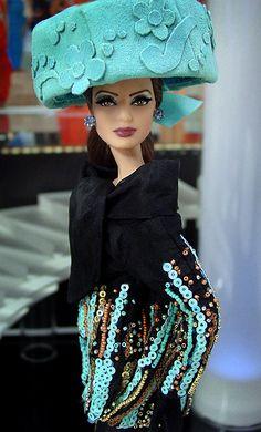 Miss Peru Barbie Doll 2013
