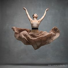 nycdanceproject Xin Ying, Soloist, Martha Graham Dance Company
