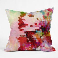 Deniz Ercelebi Olivia Throw Pillow   DENY Designs Home Accessories