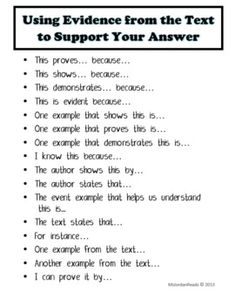 Common Core Booster: Text-Based Answers (Sentence Writing Prompts) - New Sites Argumentative Writing, Sentence Writing, Persuasive Writing, Academic Writing, English Writing, Teaching Writing, Essay Writing, Teaching English, Writing Prompts