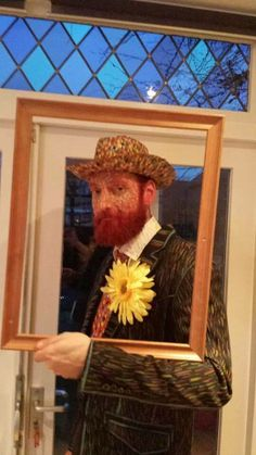 And here's another one :-) <3 Vincent van Gogh costume / Halloween costume