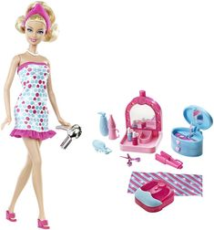 *2012 Spa day Barbie doll 0 #W7240