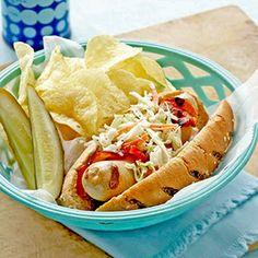 *Baconista Brats - Recipe.com (via @Kris Jarchowán Örn Kjartansson Parsons.com)