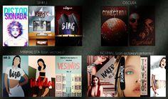 Mis portadas