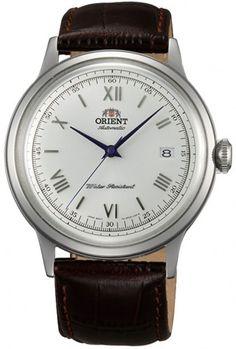 6a915a30e8af Reloj Orient 2nd Generation Bambino Version 2 Dome Cristal Automático Cuero  FAC00009W0