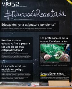 Portada nº16: Educación Recortada