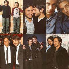 Mis hombres favoritos. ...pareja favorita