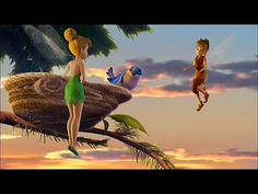 Tinker Bell Dublat In Romana Tinkerbell, Disney Characters, Fictional Characters, Bird, Disney Princess, Youtube, Animals, Movie, Animales