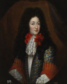 """century Anonymous - Young prince of the time of Louis XIV (probably Philippe I, Duke of Orléans) """" Louis Xiv, Bourbon, Ludwig Xiv, French Royalty, Baroque Art, French History, Young Prince, Historical Art, Anglo Saxon"""