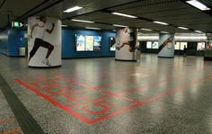 Guerrilla Marketing firmato Nike - mymarketing.it: il tuo punto di vista sul marketing - Benvenuti nel blog!