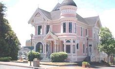 """the """"pink lady"""" in eureka, ca"""