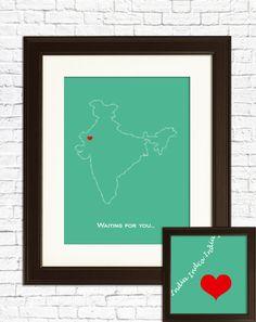 India Adoption Gift. By Adoption Hero $27.00.