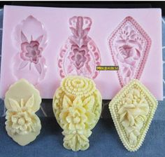 Silicone mold, fondant cake, chocolate, baking tools, pudding mold, jelly mold Material]: siliconeSilicone mold, fondant cake, chocolate, baking tools, pudding mold, jelly mold Material]: silicone [Die size]; 1) the use of high-quality silicone material, and by the FDA. (2) can withstand temperature range: -40 to 240 degrees Celsius. (3) tasteless, non-toxic, anti-dust, durable, impermeable, easy to clean. (4) can be used safely in the oven, microwave, dishwasher and refrigerator. (5) ease…