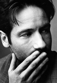 David Duchovny by Mark Seliger