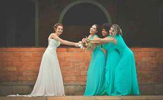 Madrinhas Casamento marcela e wesley