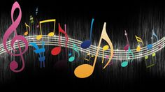 music note hd backgrounds