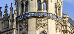 Deutsche bank is facing rising pressure that could result in the firm's financial insolvency.
