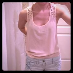 J. Crew Style Silk like top tank sleeveless XS S Beautiful and comfortable. Excellent condition. this is not actually from jcrew but looks exactly like their top from this season! But this is for a fraction of the price! Get the jcrew look for much less! J. Crew Tops