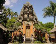 Puri Saren, Ubud palace