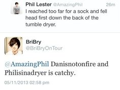 Omg, Dan and Phil