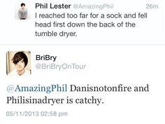 Omg, Dan and Phil