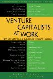 Venture Capitalists at Work: How VCs Identify and Build Billion-Dollar Successes - http://www.tradingmates.com/investing/must-read-investing/venture-capitalists-at-work-how-vcs-identify-and-build-billion-dollar-successes/