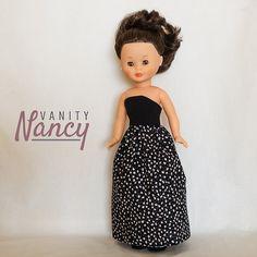 En la tienda encontrarás este patrón y muchas más ideas para hacerle a Nancy.