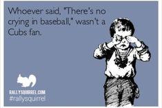 No Crying In Baseball, Cubs Fan, St Louis Cardinals, Rally, Squirrel, Team Logo, Sayings, Memes, Lyrics