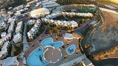 Ostria beach Resort and Spa Ierapetra - YouTube