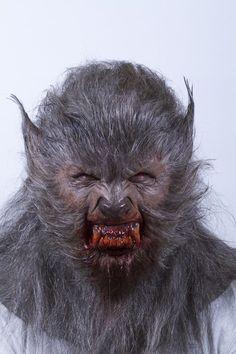 Make up - Dharma Estudio Werewolf Costume, Werewolf Art, Costume Halloween, Monster Makeup, Monster Mask, Monster Munch, Apocalypse, Vampires And Werewolves, Horror Monsters