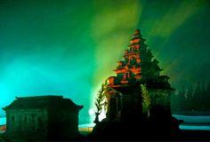 Komplek Candi Arjuna merupakan salah satu daya tarik utama pariwisata di kawasan Dataran Tinggi Dieng.