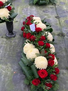 Grave Flowers, Altar Flowers, Church Flowers, Funeral Flowers, Fall Flowers, Funeral Floral Arrangements, Large Floral Arrangements, Lily Centerpieces, Sympathy Flowers