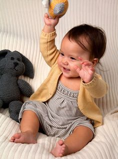 Luxurious Organic Infant and Baby Clothing: Seasonal Looks : Spring/Summer 2012