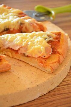 Przepis na ciasto na pizzę jak z Pizza Hut