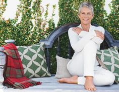 Jamie Lee Curtis for our December 2012 issue - Prevention Magazine