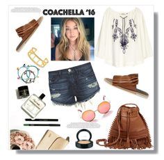 """""""Coachella, yes please"""" by lidia-solymosi ❤ liked on Polyvore featuring festival and coachella"""